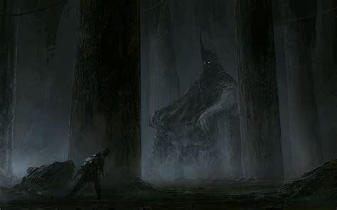 dark art artwork fantasy artistic trees dark forest king fantasy art artwork wallpapers