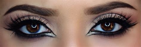imagenes ojos de mujer tutorial de maquillaje para ojos mujer chic