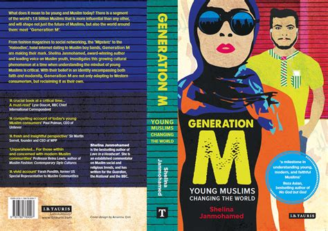 Generation M book launch generation m muslims changing the