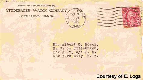 cover letter envelope studebaker letter envelope