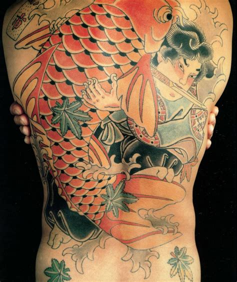 japanese tattoo fish designs japanese tattoos designs ideas and meaning tattoos for you