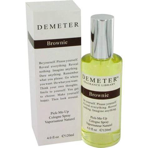Gum Demeter Fragrance Perfume brownie perfume by demeter buy perfume