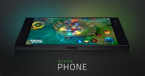 mobile phone gaming gaming phone razer phone