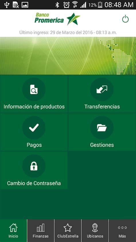 banco promerica banco promerica guatemala android apps on google play