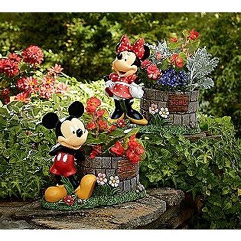 Disney Garden Decor 50 Best Images About Disney Backyard Outdoors On Pinterest Disney Gardens And