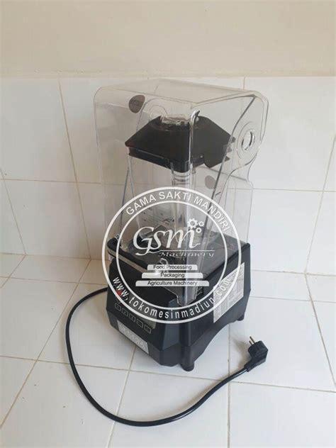 Mesin Blender Cabe mesin blender jus buah toko alat mesin usaha