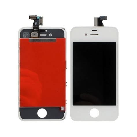 Lcd Iphone 4s 2017 iphone 4s lcd and digitizer replacement white