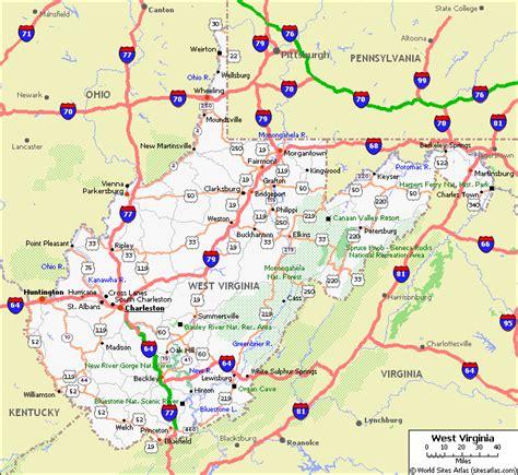 United Change Fee by Calhoun Maps Wirt Maps West Virginia Maps Appalachian
