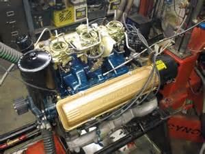 1958 Cadillac Engine Building A Torquey 1958 Cadillac El Dorado Carb V 8