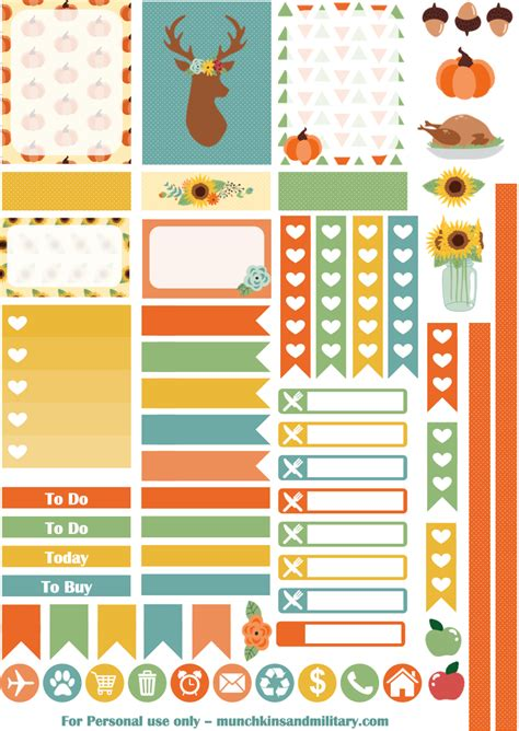 printable life planner stickers stickers life planner kamos sticker