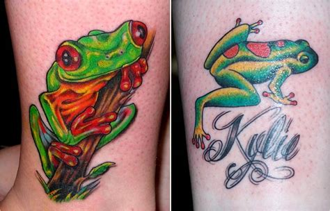 tattoo frog designs 30 stunning frog tattoos ideas for and magment