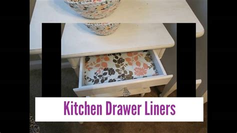 kitchen drawer liners kitchen shelf papers and drawer liners