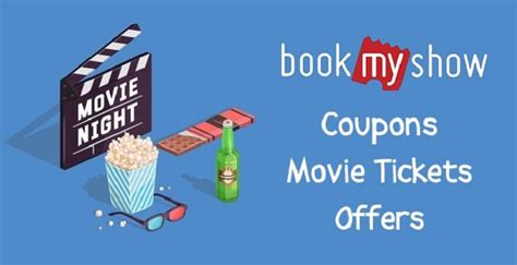 bookmyshow promo bookmyshow offers and promo codes