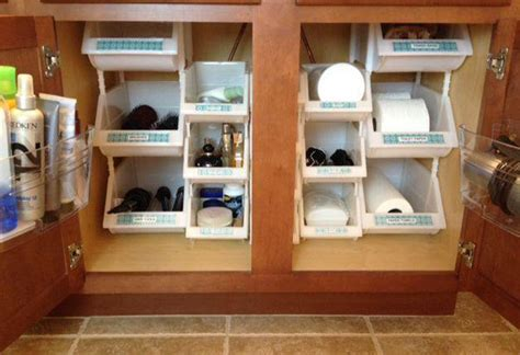 under sink storage ideas bathroom 7 overlooked spaces where you can maximize storage huffpost
