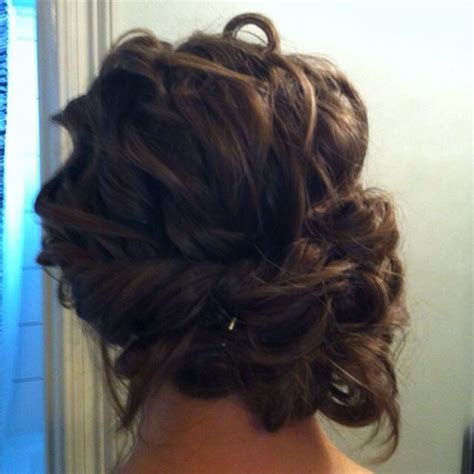 25 best ideas about messy layers on pinterest blonde photos quick messy side bun updo black hairstle picture