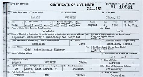 State Of Arizona Records Birth Certificates 3 Arizona Republicans Go Birther Glueck Politico