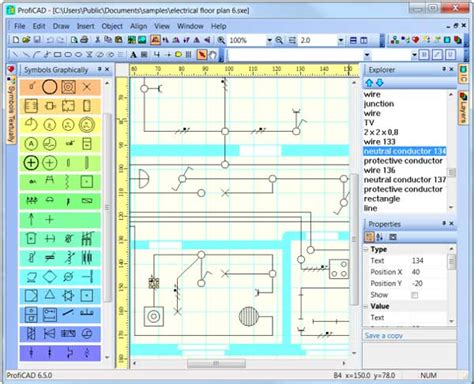 awesome electronic circuit diagram software free