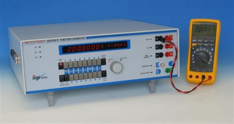 function of resistor in bench calibration 5025c multifunction multi product calibrator time electronics