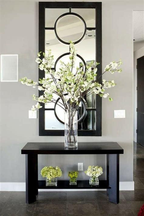 1001 id 233 es pour un d entr 233 e maison les 233 l 233 ments 224 - Foyer Table Decor Ideas