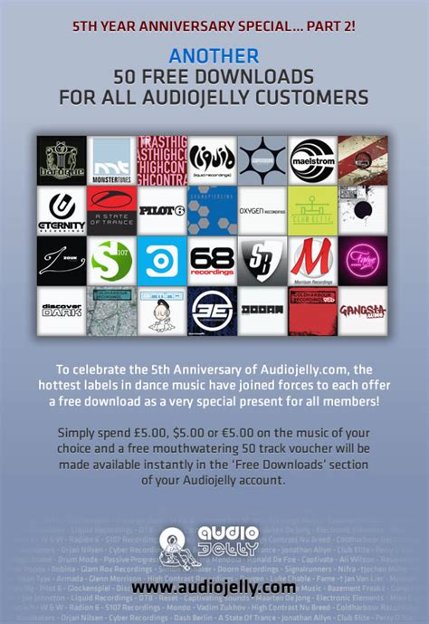 audio jelly 50 free dance music downloads from audiojelly com