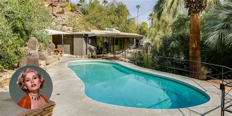 zsa zsa gabor palm springs house zsa zsa gabor palm springs house zsa zsa gabor home for