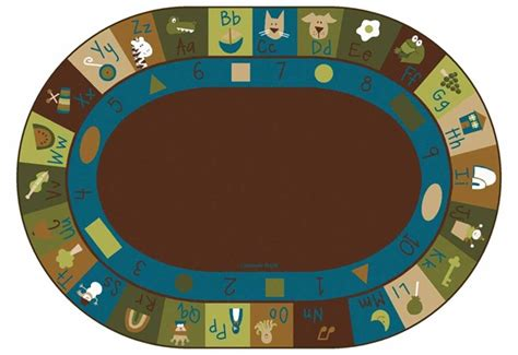 Learning Rugs For Toddlers by Learning Blocks Rug Nature Cfk377xx Carpets For