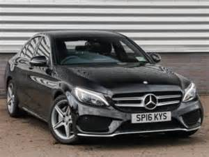 Mercedes Dundee Used 2016 Mercedes C Class C220d Amg Line 4dr Auto