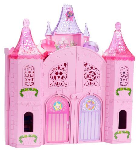 barbie princess and the popstar doll house barbie the princess and the popstar musical light up castle playset new ebay