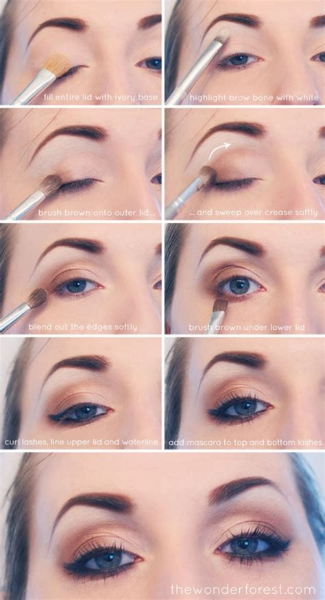tutorial makeup daily makeup tutorial how to do smokey eyes how to instructions