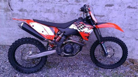 450 motocross bikes for sale 2007 ktm 450 sx f dirt bike for sale on 2040motos