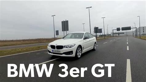 Bmw 3er Gt Test Youtube by Auto Test Bmw 3er Gt Mobile De Youtube