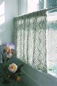 Free Kitchen Curtain Patterns Crochet Filet And More For Your Kitchen Free Patterns Smooth The And Yarns