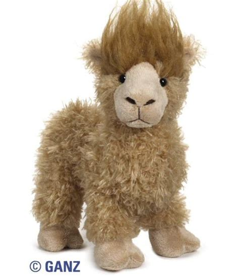 alpaca webkinz stuffed animal by ganz