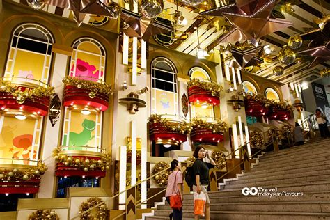Decor Hong Kong by Disney Decorations 2015 Harbour City Hong