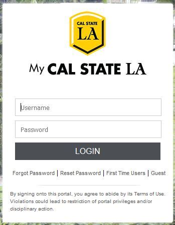Cal State La Mba Alumni by How To Access Email And Get California State