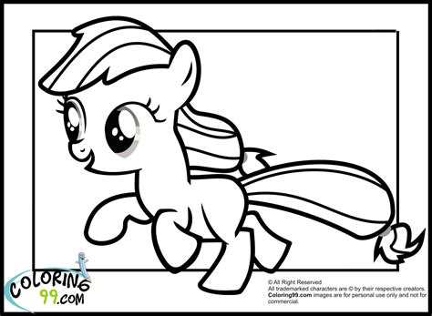 Applejack Pony Coloring Pages My Little Pony Applejack Coloring Pages Minister Coloring by Applejack Pony Coloring Pages