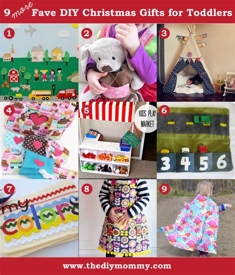 Handmade Gifts From Toddlers - a handmade more diy toddler gifts the diy