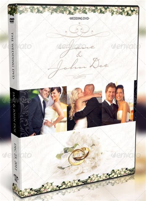 wedding dvd cover template wedding dvd box design www pixshark images