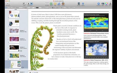 book layout software mac apple education event ibooks 2 0 ibooks author itunes u