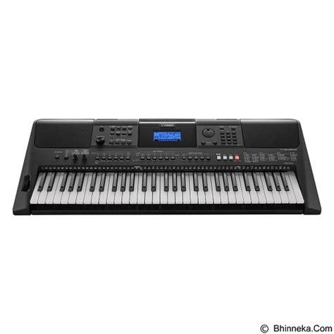 Yamaha Keyboard Tunggal Psr F50 jual yamaha keyboard tunggal psr e453 murah bhinneka