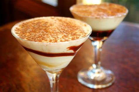 dessert cocktails for the holidays - Cocktail Dessert
