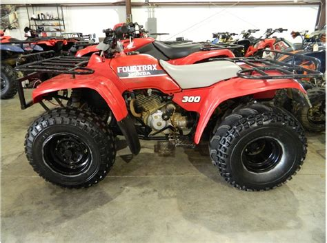 Honda 300 Fourtrax For Sale by Honda Fourtrax 300 Motorcycles For Sale