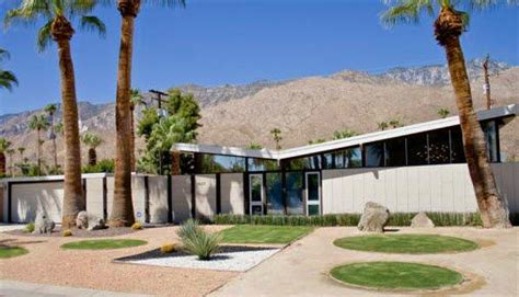 Eichler Floor Plans by Palm Springs Architectural Excursion Modern Architecture