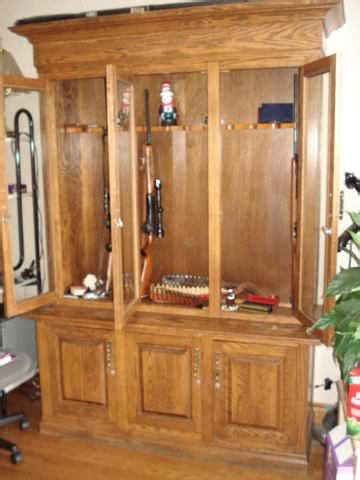 Display Kitchen Cabinets For Sale Ontario Gun Cabinet 13 Gun Display For Sale From Ontario Middlesex Adpost Classifieds