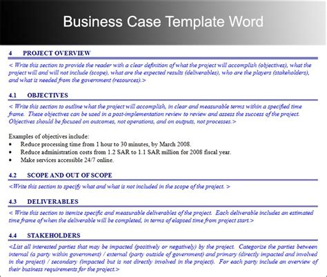 business templates for word documents business case template doliquid