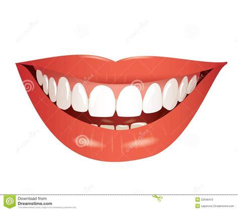 Hera Sourire De Bonheur Lipstick illustration d isolement par bouche de sourire photos
