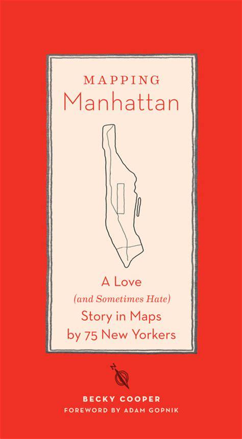 manhattan books mappingmangattan nessy chic
