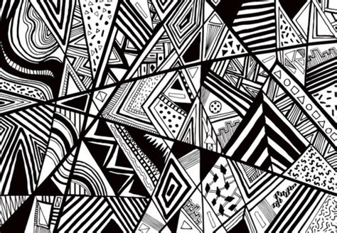 Wednesday Inspirations Black And White Vasare Nar Art Black And White Designs