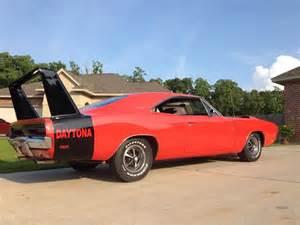 1969 Dodge Charger Daytona For Sale For Sale 1969 Dodge Charger Daytona Real Wingcar 2 Owner