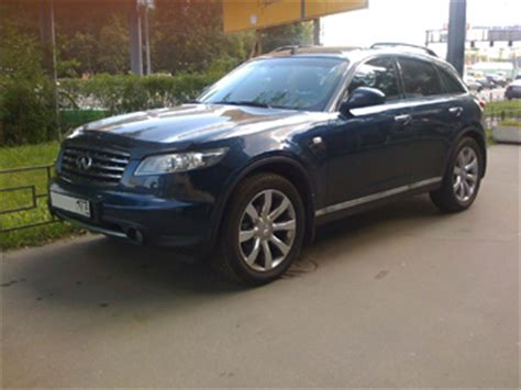 2007 Infiniti Fx35 Specs by Stock 2007 Infiniti Fx35 1 4 Mile Drag Racing Timeslip